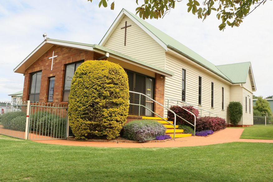 Wilsonton Uniting Church