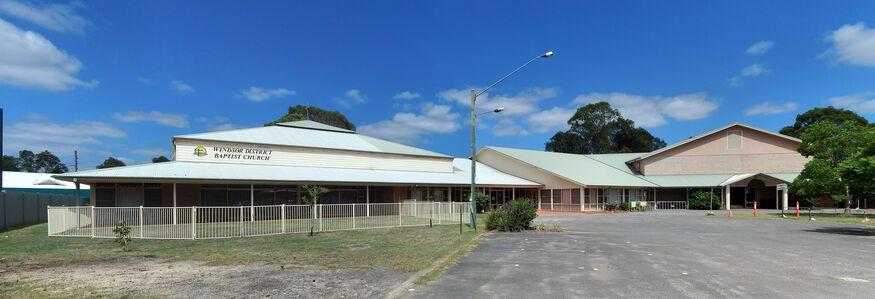 Windsor District Baptist Church