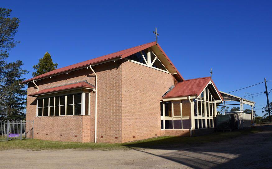Woodford Presbyterian Church