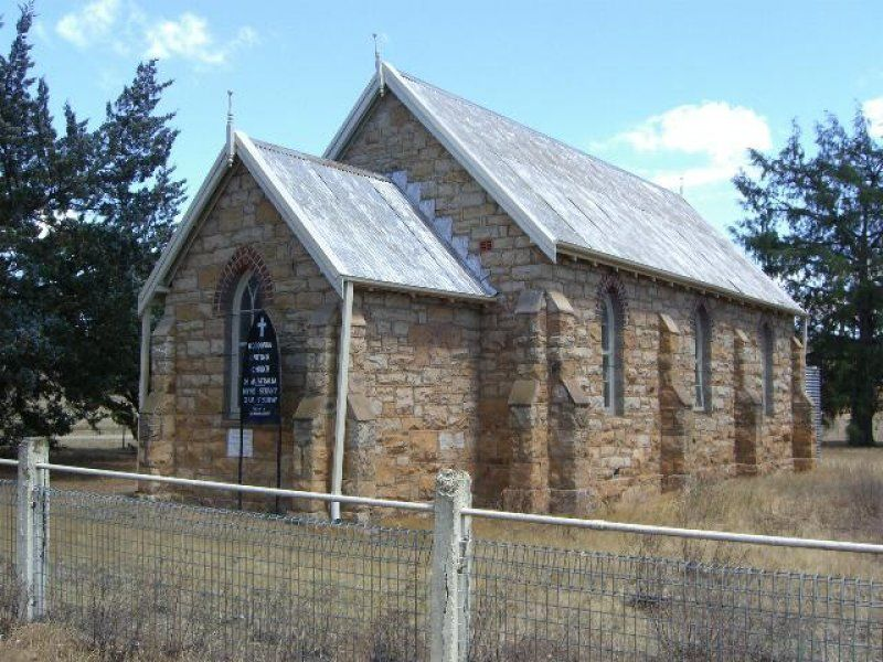 Woodonga Uniting Church - Former