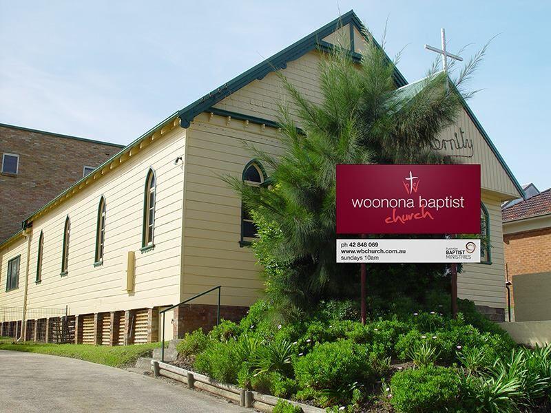 Woonona Baptist Church