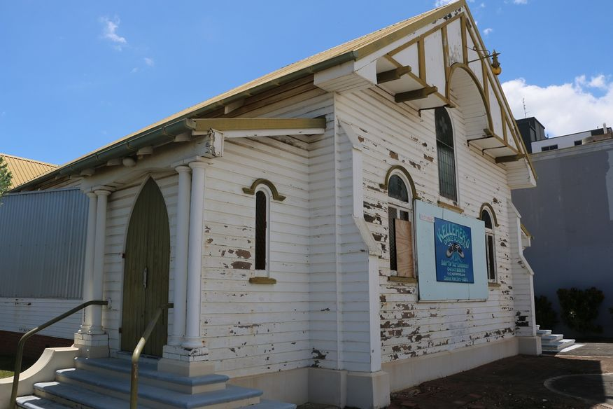 Wynnum Baptist Church - Former - Old Church