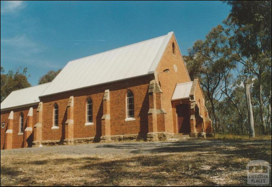 Yandoit Uniting Church - Former