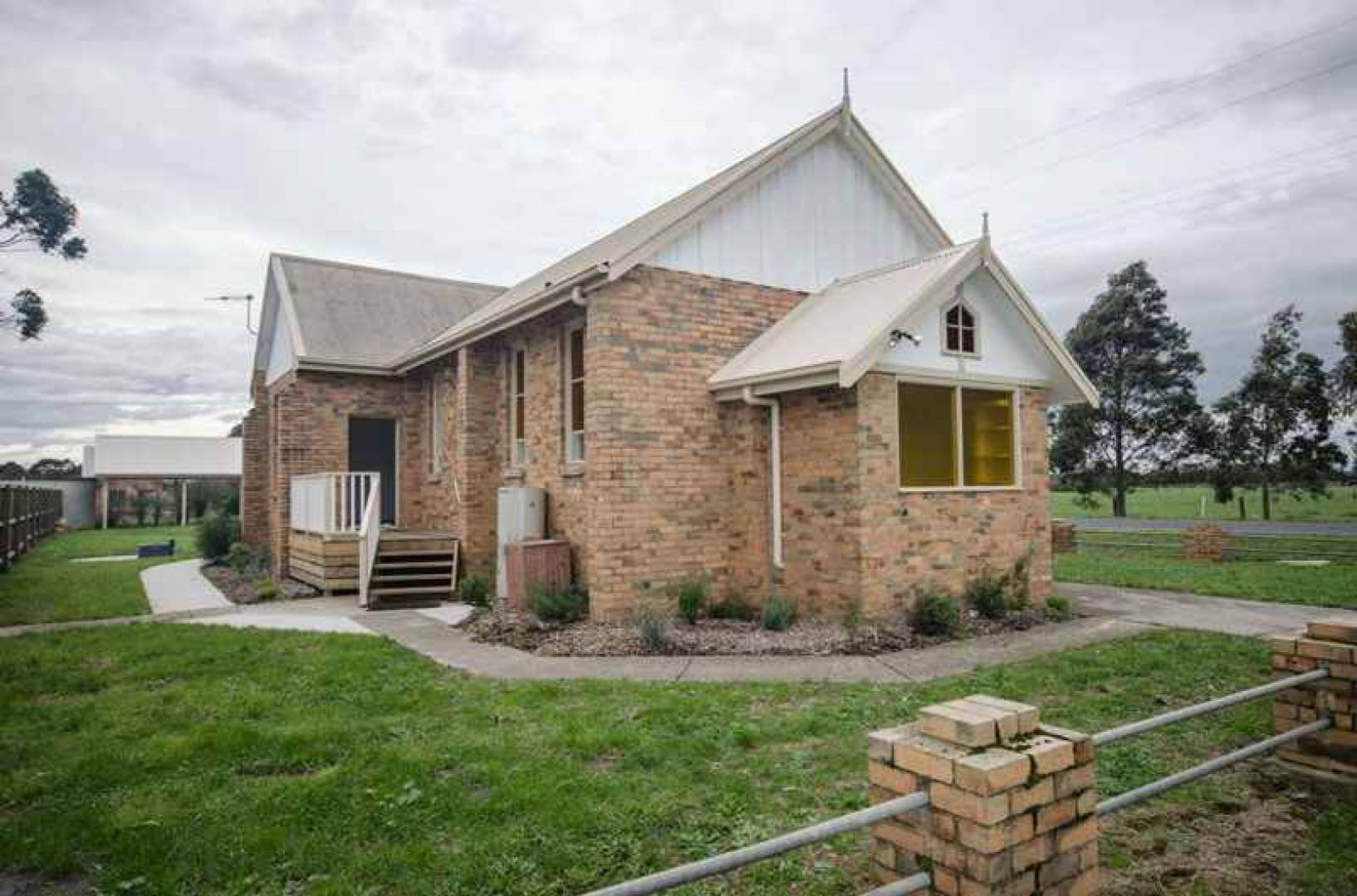 Yannathan Union Church - Former