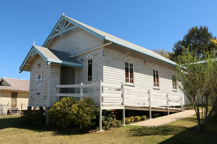 Yarraman Uniting Church - Old Upper Yarraman Methodist Church