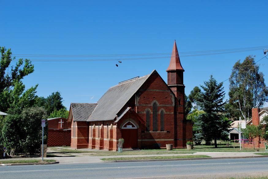 Yea Presbyterian Church
