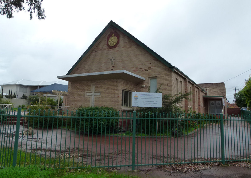 Yokine Uniting Church - Former