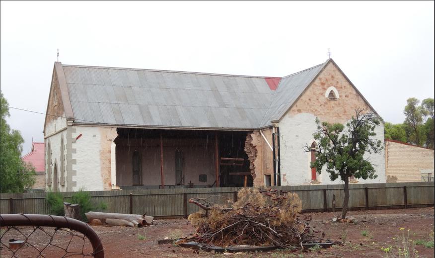 Yongala Primitive Methodist Church - Former