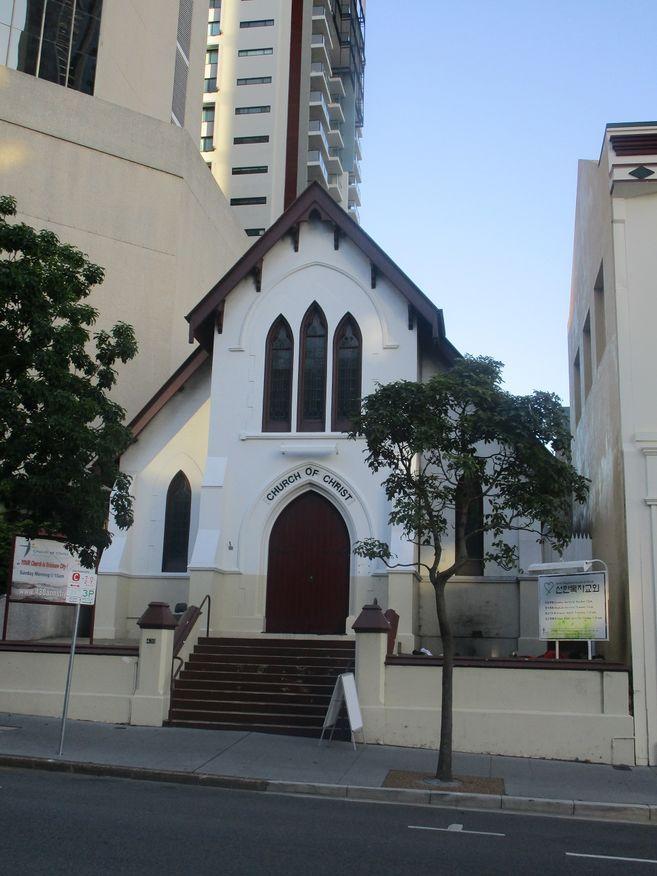Your Church in Brisbane City