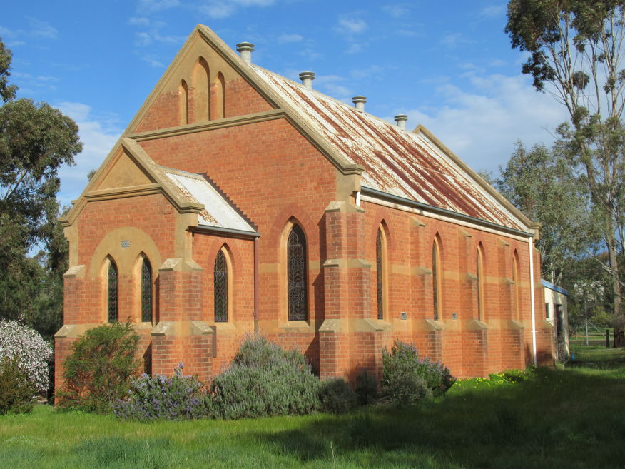 Natte Yallock Wesleyan Methodist Church - Former