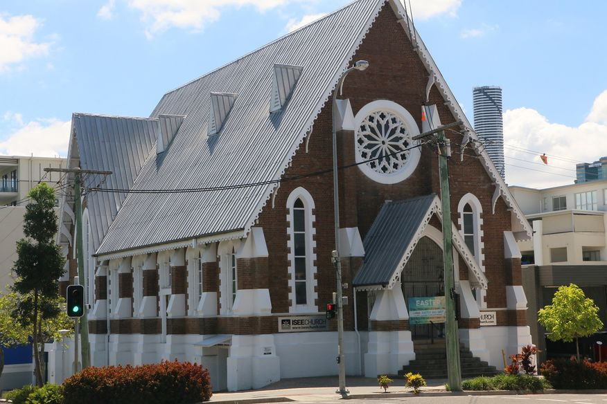 iSEE Church