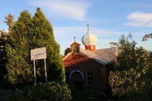 Church of the Exaltation of the Holy Cross 12-01-2014 - John Huth