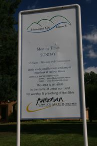 Abundant Life Church 03-05-2017 - John Huth, Wilston, Brisbane.