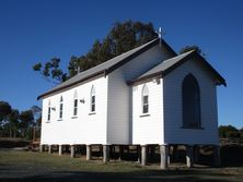 Acland Anglican Church - Former