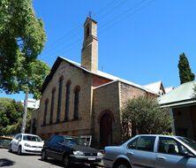 Adolphus Street, Balmain Church - Former