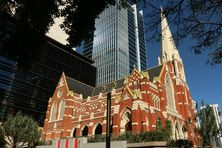 Albert Street Uniting Church 01-02-2015 - John Huth, Wilston, Brisbane