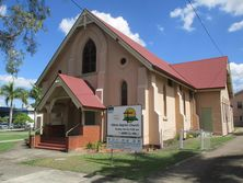 Albion Baptist Church 24-03-2016 - John Huth, Wilston, Brisbane