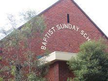 Albury Baptist Church 11-04-2018 - John Conn, Templestowe, Victoria