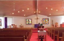 All Saints Anglican Church 12-07-2018 - Church Website - See Note.