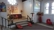 All Saints Anglican Church 24-09-2018 - Church Website - See Note.