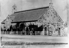 All Saints Anglican Church 00-00-1876 - State Library of Queensland - See Note.