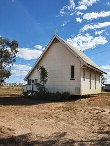 All Saints Anglican Church 01-08-2020 - David Hyde