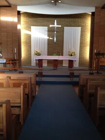 All Saints' Anglican Church 20-10-2015 - Church Facebook - See Note.