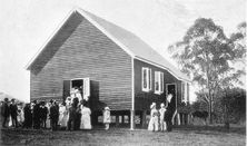 All Saints Anglican Church 00-00-1914 - Chermside & Districts Historical Society Inc
