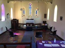 All Saints' Anglican Church  21-03-2020 - Church Facebook - See Note.