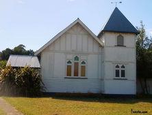 All Saints Anglican Church - Former