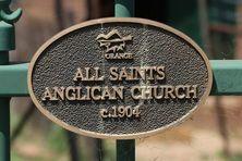 All Saints Anglican Church - Former 02-02-2020 - John Huth, Wilston, Brisbane