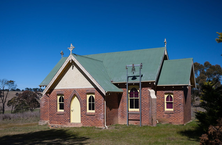 All Saints' Anglican Church - Former