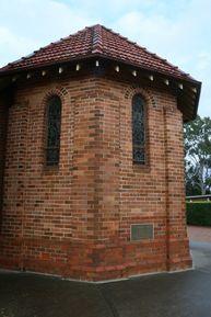 All Saints Anglican Church - Warriors' Chapel 03-10-2017 - John Huth, Wilston, Brisbane
