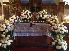 All Saints of Russia - Archbishop's Chapel Russian Orthodox Church 10-04-2016 - Church Website - See Note.