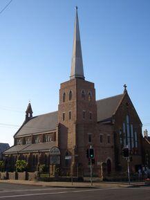 All Souls Anglican Church 13-01-2008 - J Bar - See Note.