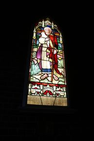 All Soul's Anglican Church - Good Shepherd Window 12-01-2020 - John Huth, Wilston, Brisbane