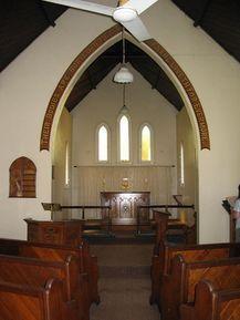 All Souls Anglican Memorial Church 29-09-2004 - John Huth  Wilston  Brisbane