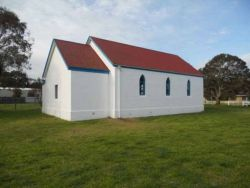 Allendale Presbyterian Church - Former