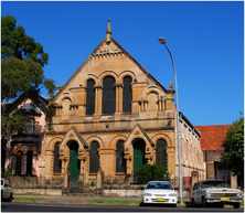 Annandale Uniting Church - Former
