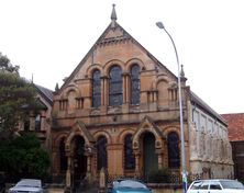 Annandale Uniting Church - Former 13-07-2002 - Alan Patterson