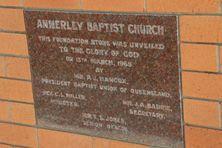 Annerley Baptist Church 06-03-2016 - John Huth, Wilston, Brisbane
