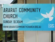 Ararat Community Church 01-02-2016 - John Conn