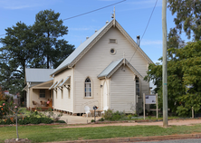 Ariah Park Uniting Church - Former