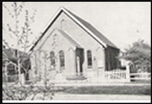 Armenian Apostolic Church of Holy Resurrection - Former Baptist Church 00-00-1965 - Church Website - See Note.