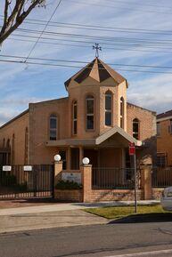 Armenian Evangelical Church  16-09-2013 - Church Facebook - See Note.