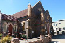 Armidale District Baptist Church 14-08-2018 - John Huth, Wilston, Brisbane