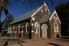Armidale Uniting Church 15-08-2018 - John Huth, Wilston, Brisbane