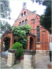 Arncliffe Uniting Church - Former