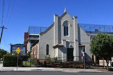 Auburn Uniting Church - Harold Wood Congregation  10-01-2021 - Peter Liebeskind