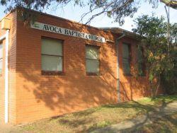 Avoca Baptist Church 17-04-2014 - John Conn, Templestowe, Victoria